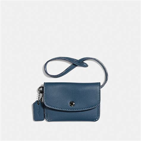Other Designers Guess Who The Pouch by Coach Card Pouch