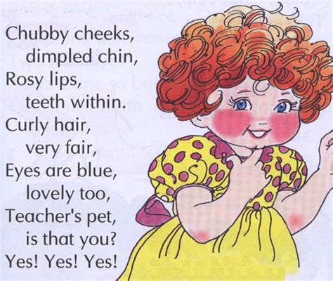 big cheeks at squirrely books quotes about dimples on cheeks quotesgram