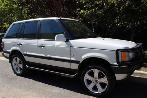 2000 land rover mpg 2000 land rover range rover awd 4 6 hse 4dr suv in