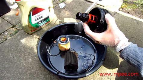 bmw  oil change oil service diy youtube