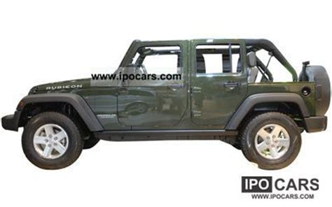 2011 Jeep Wrangler Unlimited Horsepower 2011 Jeep Wrangler Unlimited Rubicon 2 8 Crd Car Photo