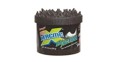 xtreme reaction black styling hair gel wetline ultimate xtreme reaction black ultimate hold gel zabiva com