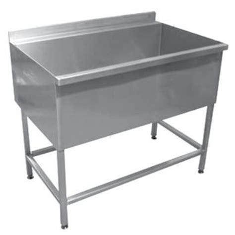 stainless steel slop sink stainless steel large cleaners utility sink