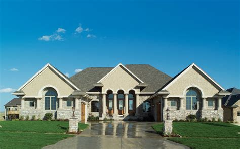 luxury ranch style house plans luxury italian style ranch house