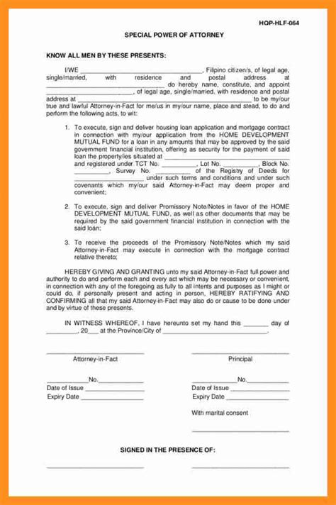 2 state of florida power of attorney form scholarship