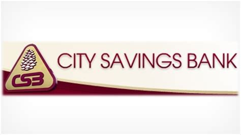 city savings bank trust company reviews rates fees