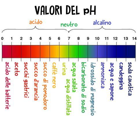 alimenti con ph basico ph italia unita per la scienza