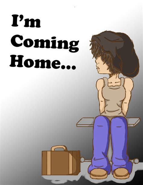 i m coming home tell the world i m coming home by
