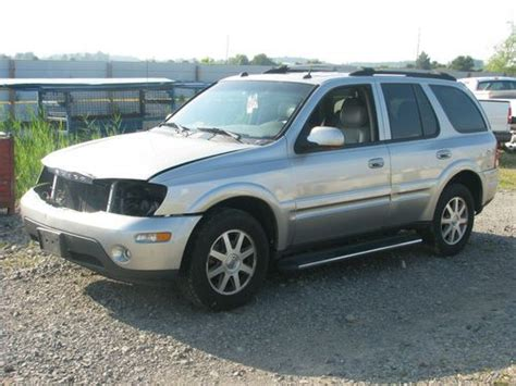 auto air conditioning repair 2004 buick rainier windshield wipe control sell used 2004 buick rainier cxl sport utility 4 door 4 2l