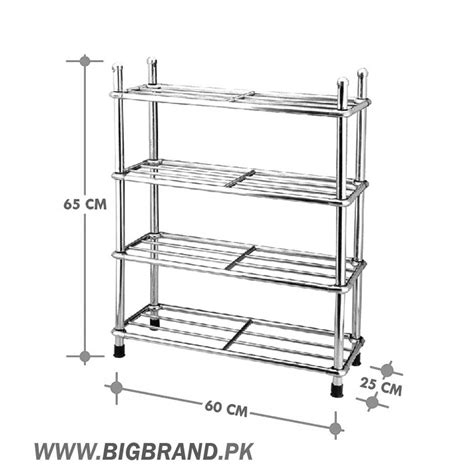 Shoe Rack Stainless Steel by Stainless Steel Shoe Rack