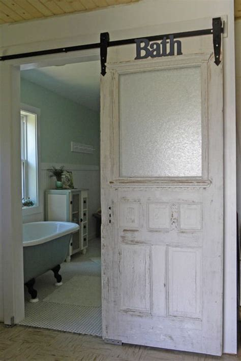 Sliding Bathroom Door Ideas Barn Doors Add Style For Your Interior Home Design Sliding Door Barn Doors And Barn