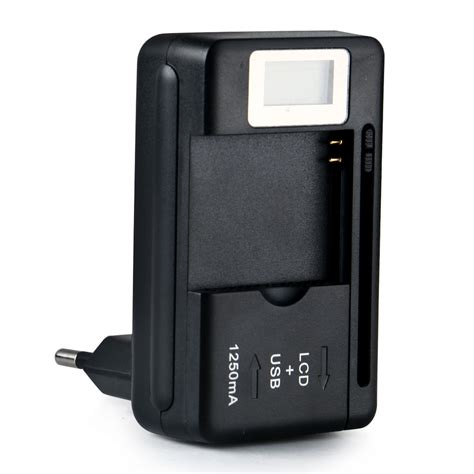 Lcd Universal Charger multi function generic charging 1250ma usb port lcd universal charger ebay