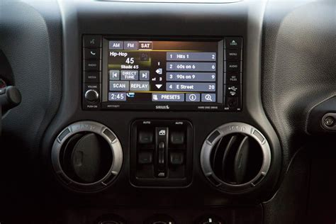 Jeep Rubicon Radio 2015 Jeep Wrangler Unlimited Review Digital Trends