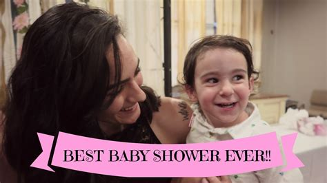 best baby shower vlog 119