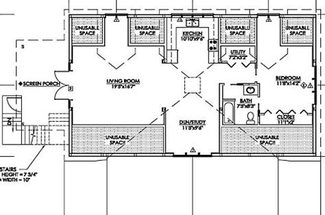 pole barn with living quarters floor plans studio