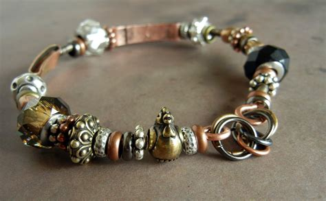 make copper jewelry how to make copper bangle bracelets with large