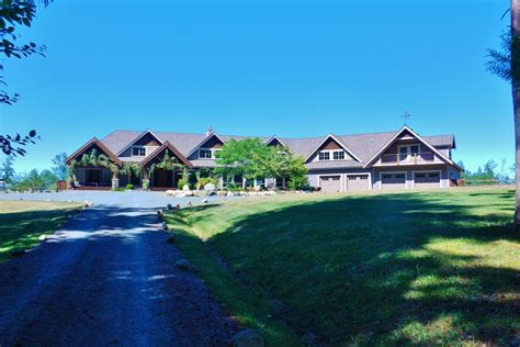 nanaimo luxury homes nanaimo vancouver island estate acreage columbia
