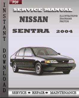 car repair manuals online free 2004 nissan sentra interior lighting nissan sentra 2004 service manual pdf repair service