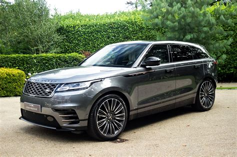 land rover velar 2017 used 2017 land rover velar for sale in surrey pistonheads