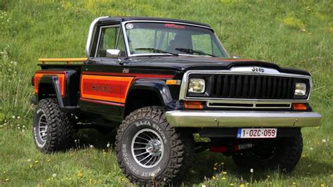 jeep honcho stepside jeep j10 honcho stepside de jean paul marzin generation