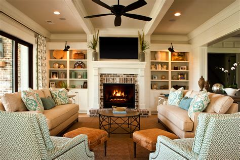 Elegant Family Rooms Ideas Including For Casual Formal