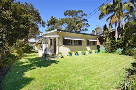 Cottage Bundeena by Sold Price For 6 Thompson Bundeena Nsw 2230