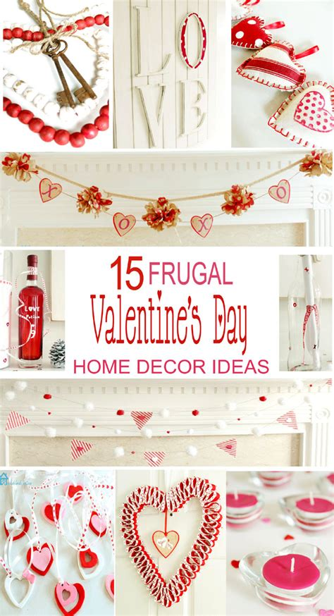 valentines day home decor s day decorations ideas 2016