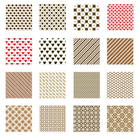 pixel pattern ai pixel patterns for illustrator download at vectorportal