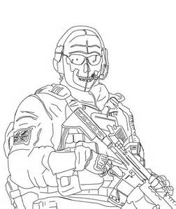call of duty coloring pages ghost from call of duty free coloring pages