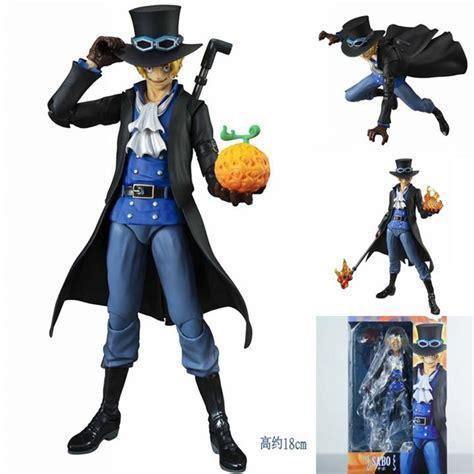 Figure One Sabo Styling 2018 anime one sabo figure shf pvc figure toys s h figuarts anime toys