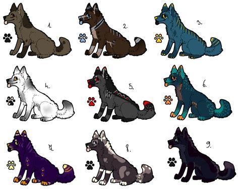 puppy adopt puppy adopt 2 9 open by d3usvult on deviantart