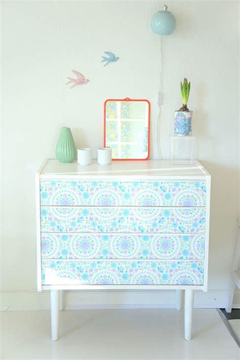 pinterest leftover wallpaper diy wallpaper dresser wallpapersafari