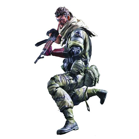 Metal Gear Solid Phantom Venom Snake Play Arts aug148336 mgs v phantom play arts venom snake