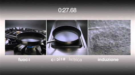 piano cottura misto induzione gas prove di velocit 224 piani cottura a induzione