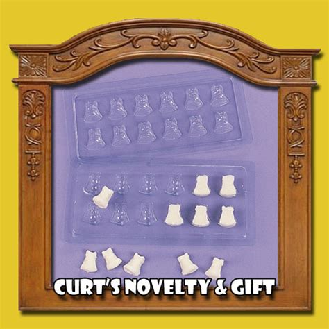 Wedding Bell Mint Molds by Wedding Bell Mint Mold Chocolate Equipment Ebay
