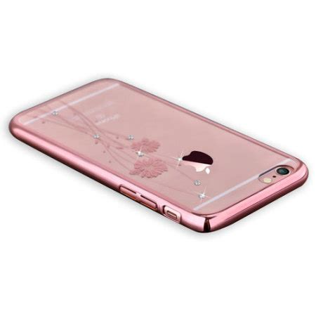crystal ballet iphone     case rose gold