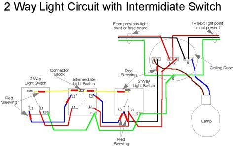 wiring 4 way switches diagram with 2 lights get free