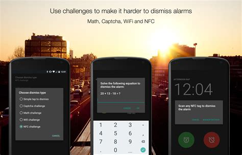 Alarms For Sleepers by Alarm Clock For Heavy Sleepers Android Apps On Play