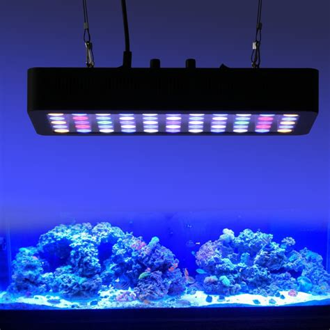 Best Sales Full Spectrum 165w Dimmable Led Aquarium Light Led Lights For Aquarium