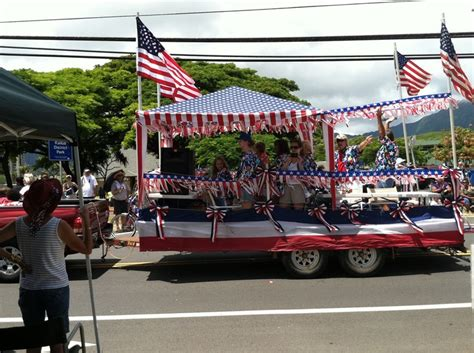 1000 Images About Star Spangled Christmas Float Ideas On This Pro Donald 4th Of July Parade Float