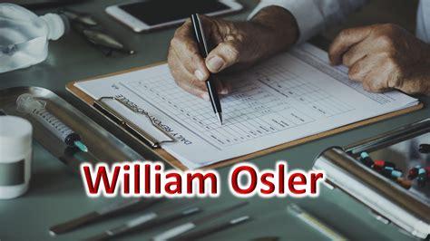 william osler kata kata bijak tentang cinta motivasi