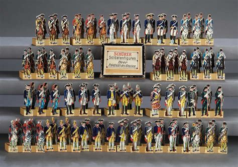 How To Make Paper Soldiers - the legendary spielzeug museum of davos 422 german