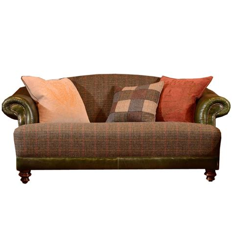 harris tweed sofa sale tetrad taransay petit harris tweed sofa at smiths the rink