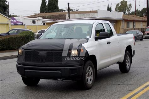 Where Is Toyota Tundra Made Toyota Tundra Nuevo Dise 241 O Para El Up Japon 233 S Quot Made
