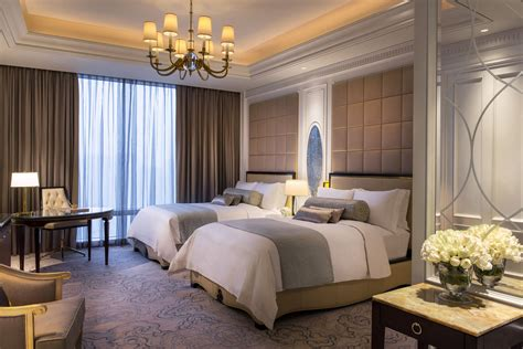 hotels with two bedrooms two bedroom carlton suite in china the ritz carlton macau