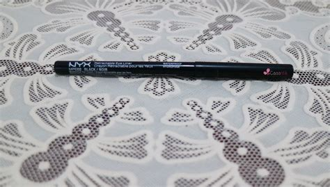 Eyeliner Mudah Aplikasi Black review nyx retractable eyeliner black