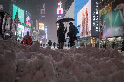 2015 new york blizzard historic blizzard juno in new york city that never