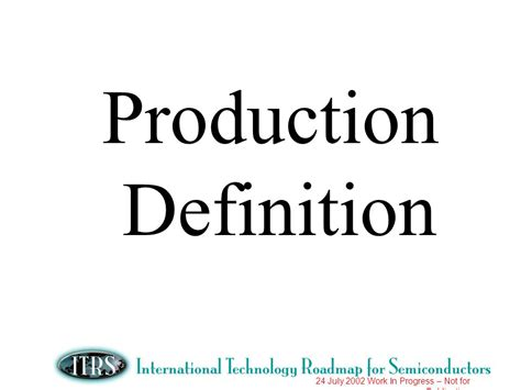 produce definition 07 24 02 alan allan intel corporation ppt download