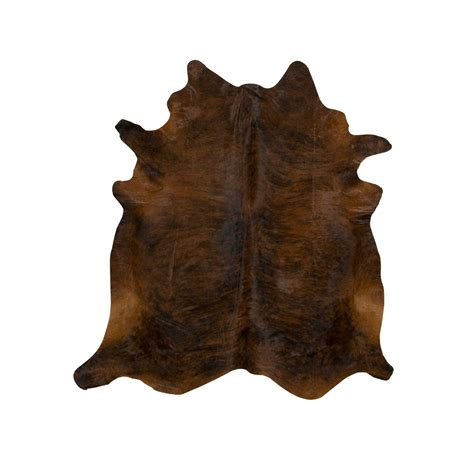 Brindle Cowhide Rug southwest rugs brindle cowhide rugs lone western decor