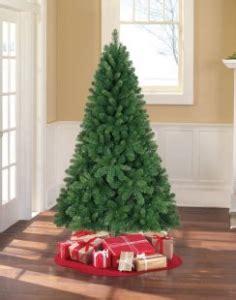 walmart christmas tree coupons walmart unlit 6 5 jackson spruce green artificial tree only 20 reg 40 my